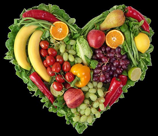 Gemüse Herz DANProdukte