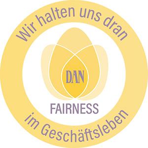 DAN Fairness – Wir halten uns dran im Geschäftsleben